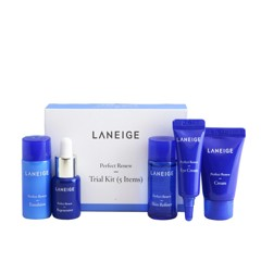 Laneige Perfect Renew Trial Kit Set 5 Items