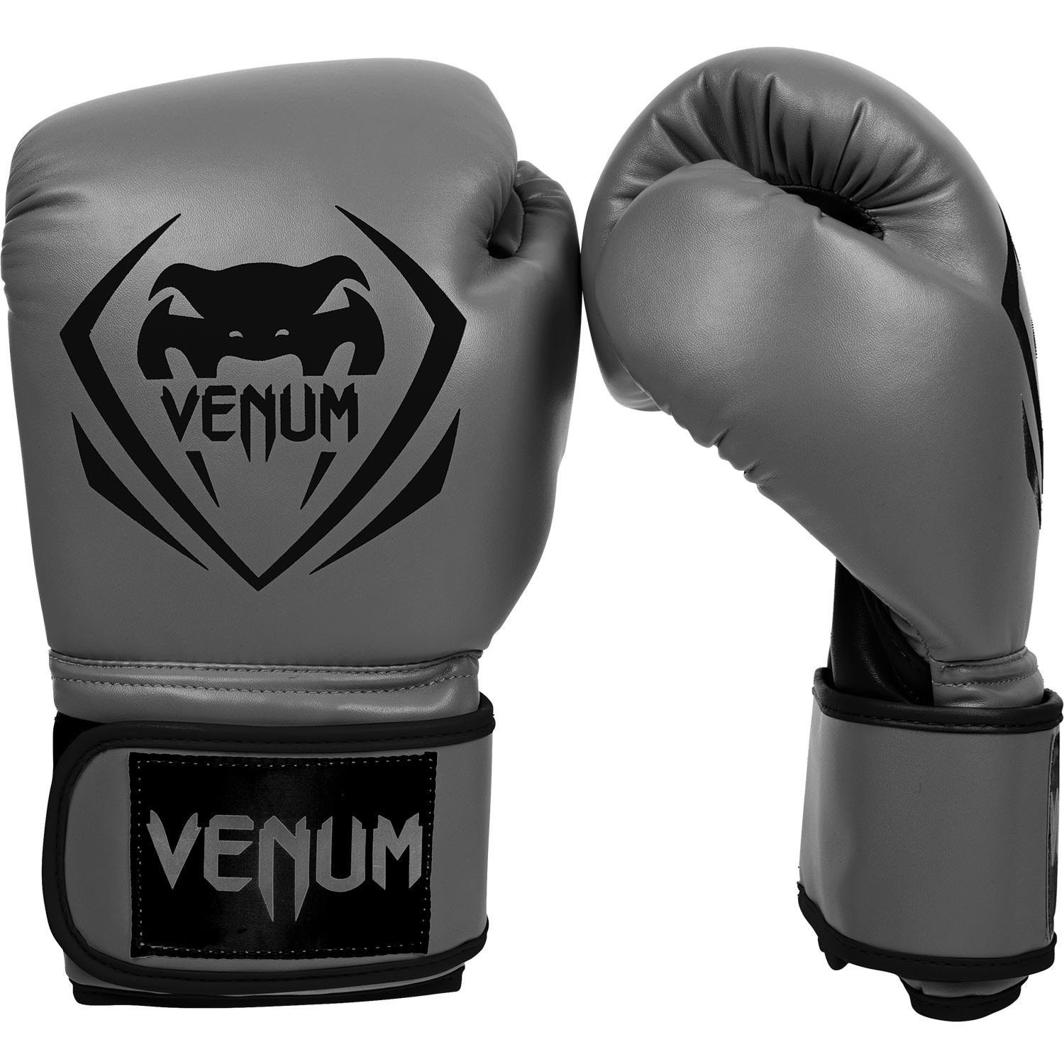 GĂNG TAY VENUM CONTENDER BOXING GLOVES - GREY