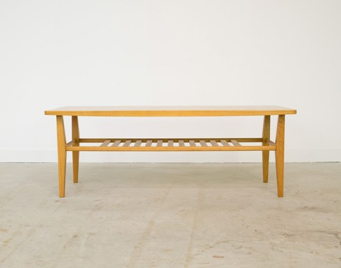 Smile Coffee Table - Oak