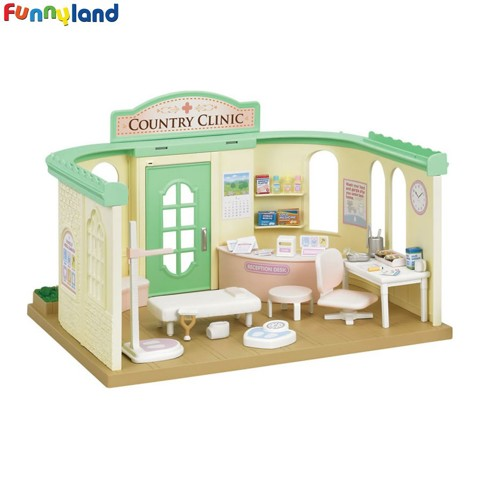 Sylvanian Families - Country Doctor Gift Set B