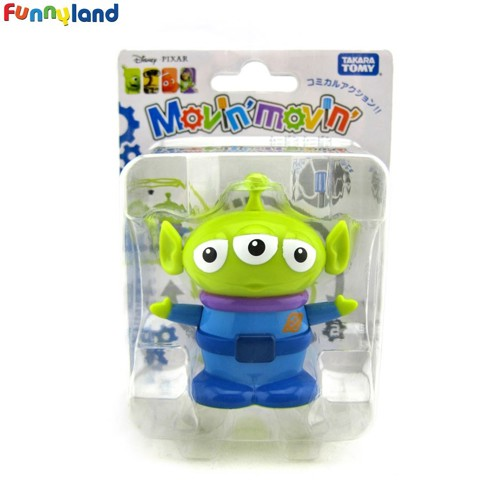 Tomy Disney Movin Movin Alien
