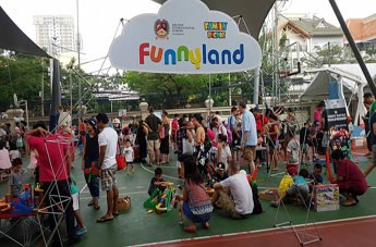 Event Family Picnic Tại British International School Cùng FunnyLand