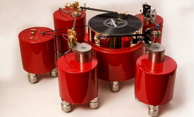 Davinci Turntable