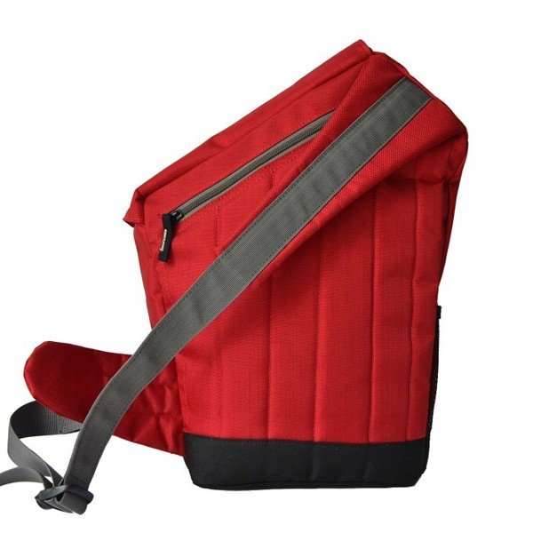 Sling Laptop Backpack Đỏ