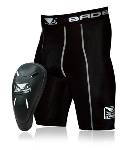 BAD BOY DEFENDER 2.0 SHORTS & CUP