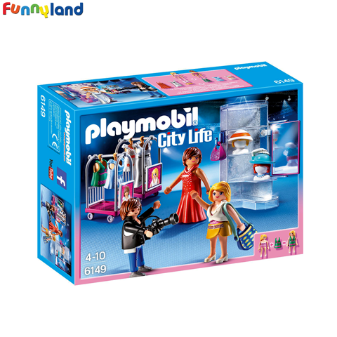 Playmobil 6149 Fashion Photoshoot