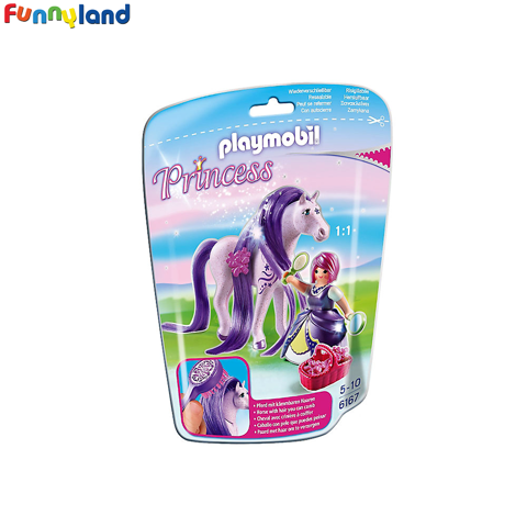 Playmobil 6167 Princess Viola with Horse