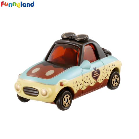 Tomica Disney Cars Motors Popute