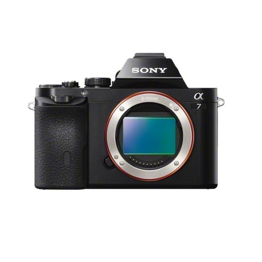 Sony A7 24.3 MP (ILCE-7) Body (Đen)