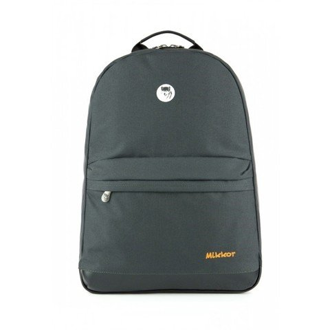 Balo Mikkor Ducer Backpack New Charcoal