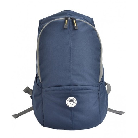 Balo Mikkor Pretty Backpack Xanh navy