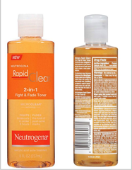 NƯỚC HOA HỒNG NEUTROGENA RAPID CLEAR 2 IN 1 FIGHT & FADE 236ML