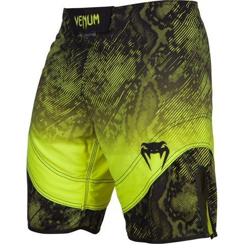QUẦN VENUM FUSION FIGHTSHORT - BLACK/YELLOW