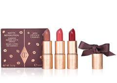 Set 3 cây Charlotte Tilbury Mini Kissing Mini Charms