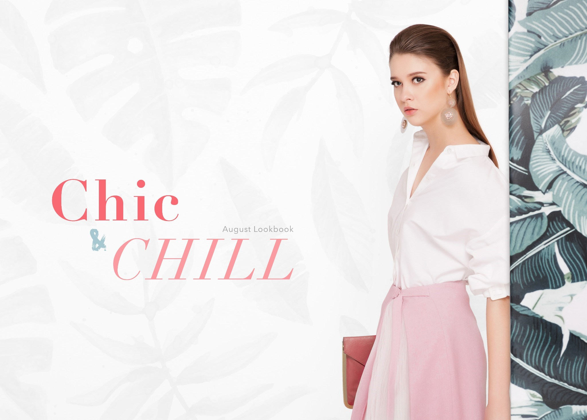 AUGUST LOOKBOOK: CHIC & CHILL