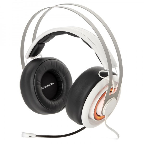 SteelSeries Siberia 650 (White)