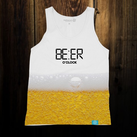 Beer O'Clock Cheer -Tank Top