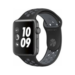  Apple Watch Nike+ 42mm Space Gray Aluminum Case Black/Cool Gray Nike Sport Band