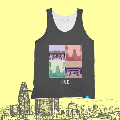 Wonderful Saigon - Tank Top