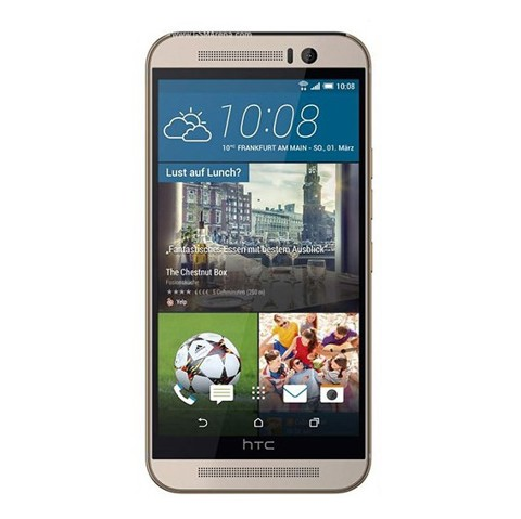 HTC ONE M9 Gray - White
