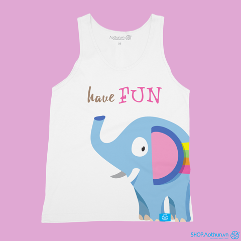 Have Fun - Tank Top