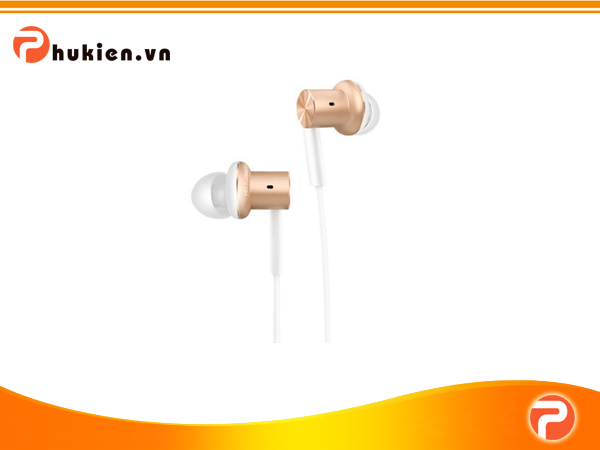 Tai nghe Xiaomi Piston Iron - Gold