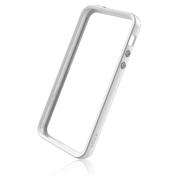 Vỏ iPhone 5/5S Elago Bumper (White)