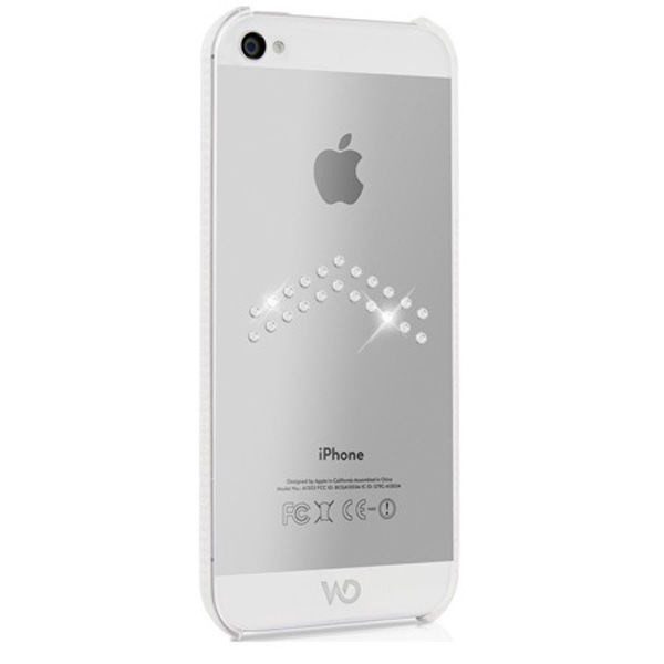 Vỏ iPhone 5 WD Arrow (White)