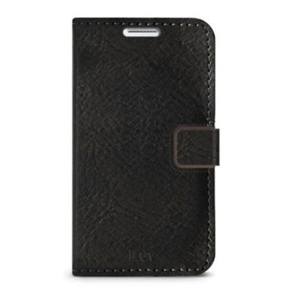 Wallet Case iLuv for SS Galaxy Note 3 (Black)