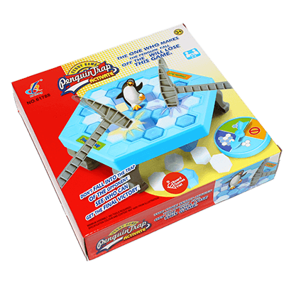 Penguin Trap - Boardgame