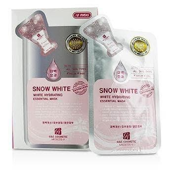 Mặt Nạ G&S Cosmetic Medicos-V Snow White 25ml