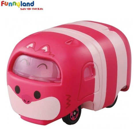 Tomica Disney Motor Tsum Tsum Alice Cheshire Cat