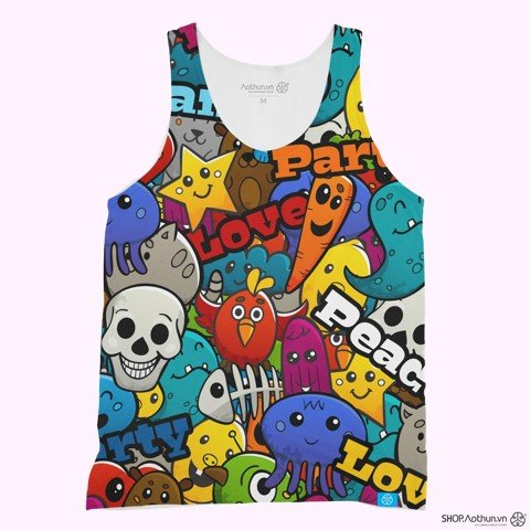Graffity Love - Tank Top