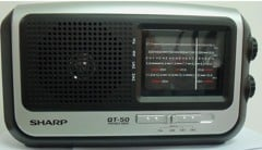 RADIO SHARP QT-50W