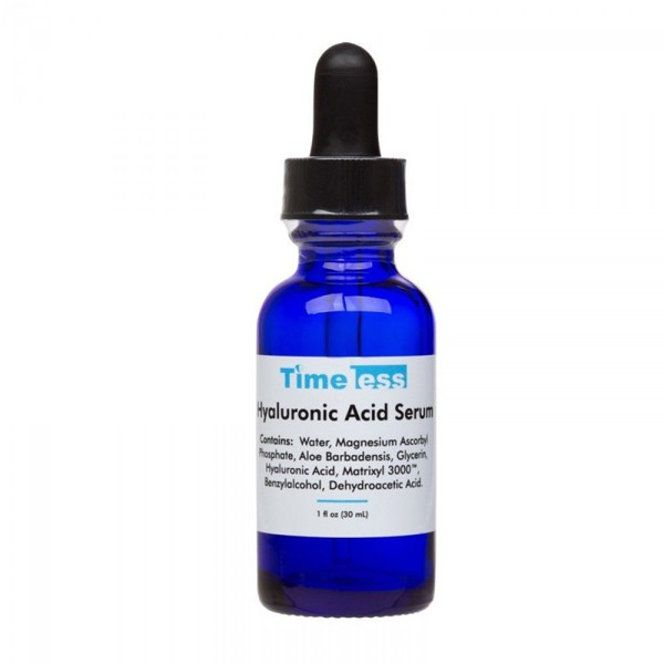 Serum Timeless Hyaluronic Acid Serum + Vitamin C 30ml