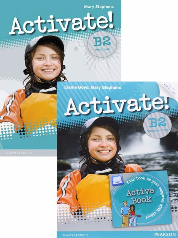 Activate! B2: Value Packs (SB with ActiveBook + WB with CD-ROM)