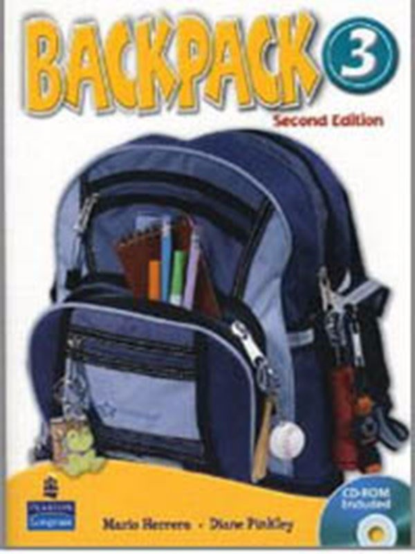 Backpack (2 Ed.) (3 - 4): Picture Cards