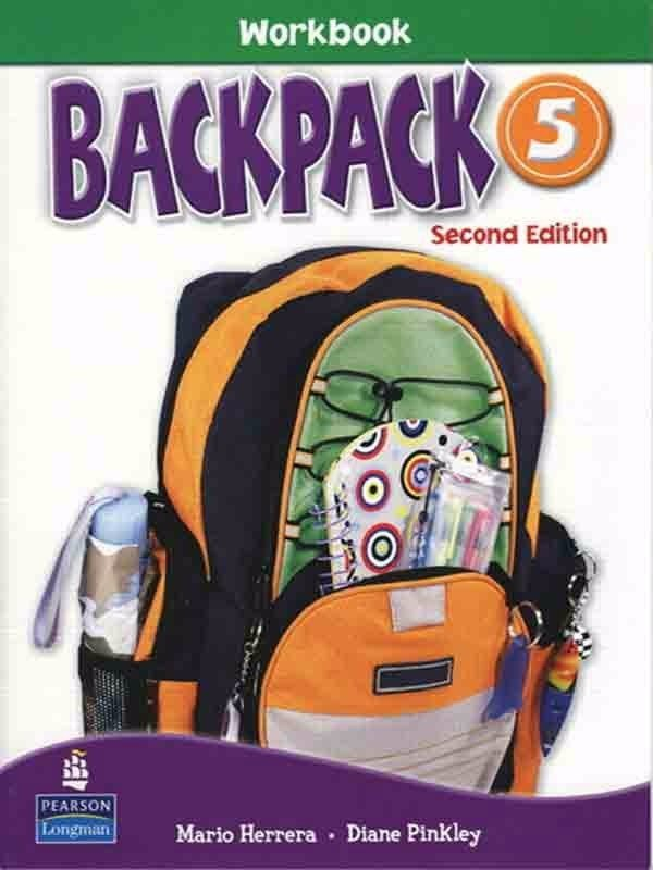 Backpack (2 Ed.) 5: Workbook with Audio CD