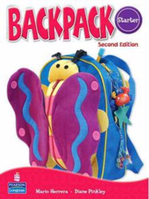 Backpack (2 Ed.) Starter: Student Book