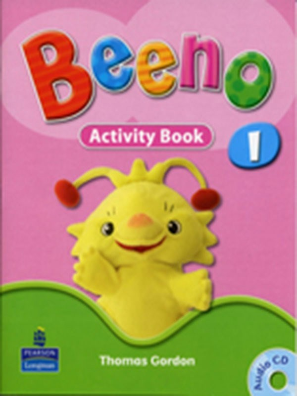 Beeno 1: Activity Book with Audio CD