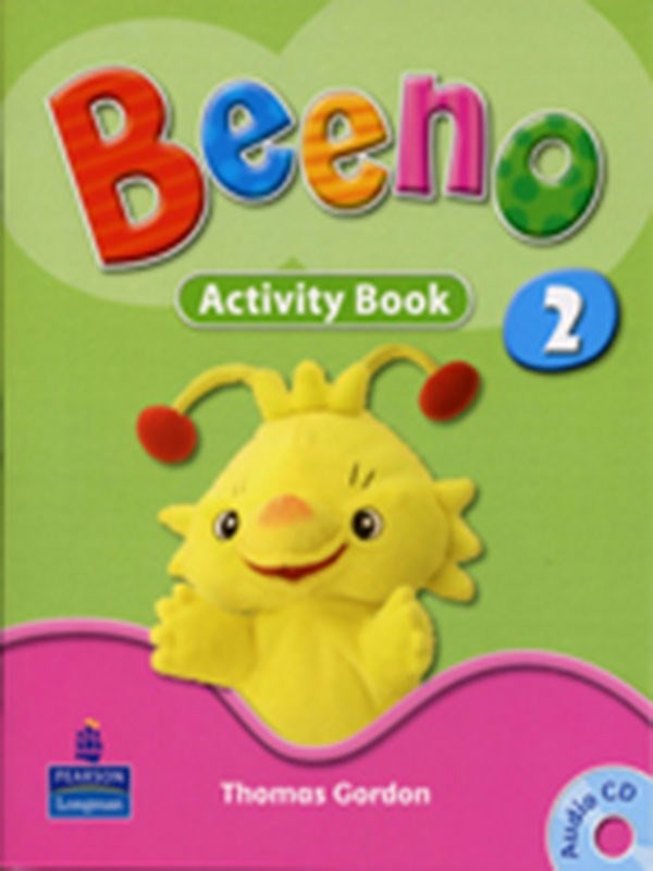 Beeno 2: Activity Book with Audio CD