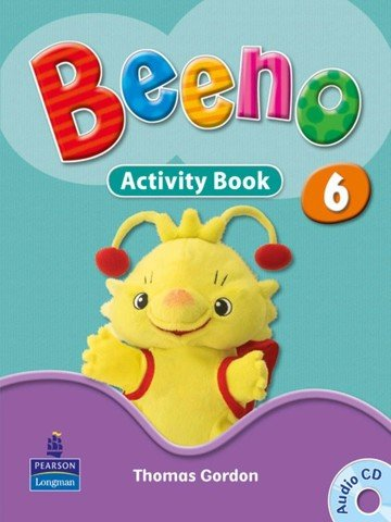 Beeno 6: Activity Book with Audio CD
