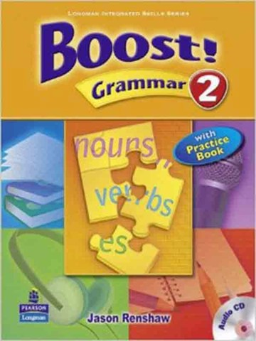 Boost! Grammar 2: Student Book with CD