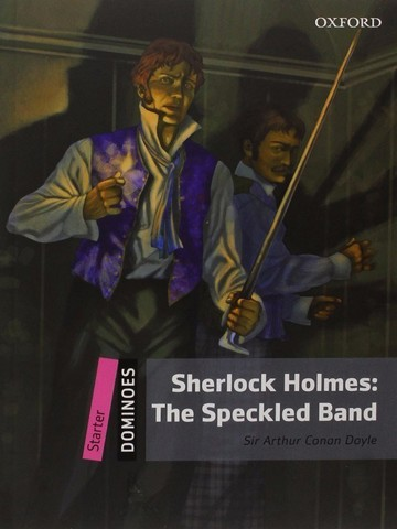 Dominoes Starter: Sherlock Holmes: The Speckled Band MultiROM pack