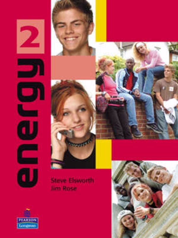 Energy 2: Student Book Plus Vocabulary Notebook