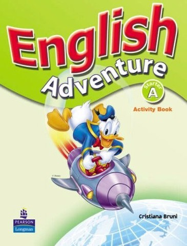 English Adventure Starter A: Workbook