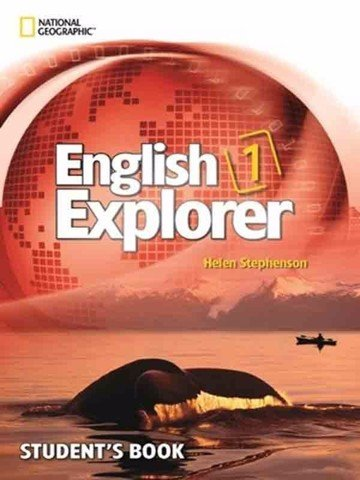 English Explorer 1: Student Book