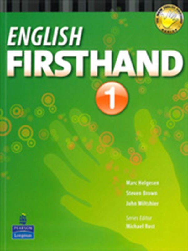 English Firsthand 1: Student Book