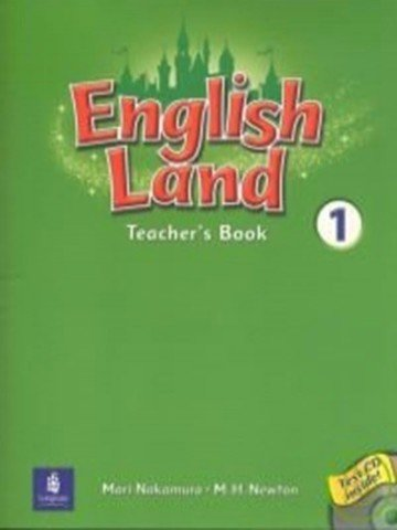 English Land 1: Teacher Book