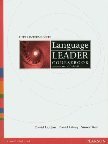 Language Leader Upper-Inter: Coursebook with CD-Rom